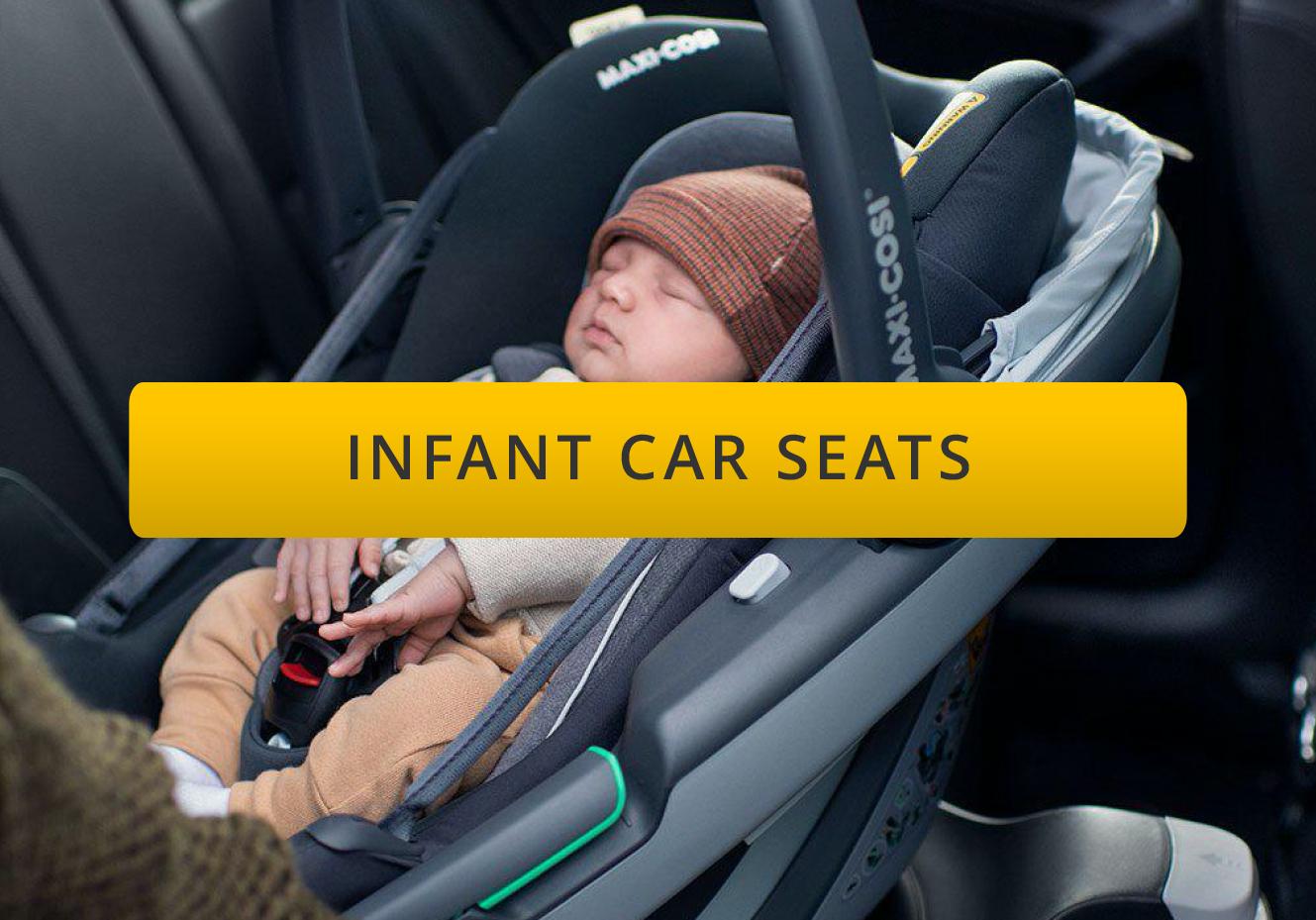 Maxi Cosi baby car seats