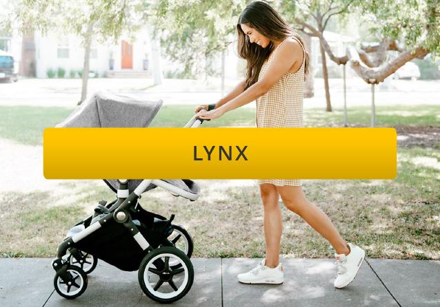 new bugaboo lynx pushchair