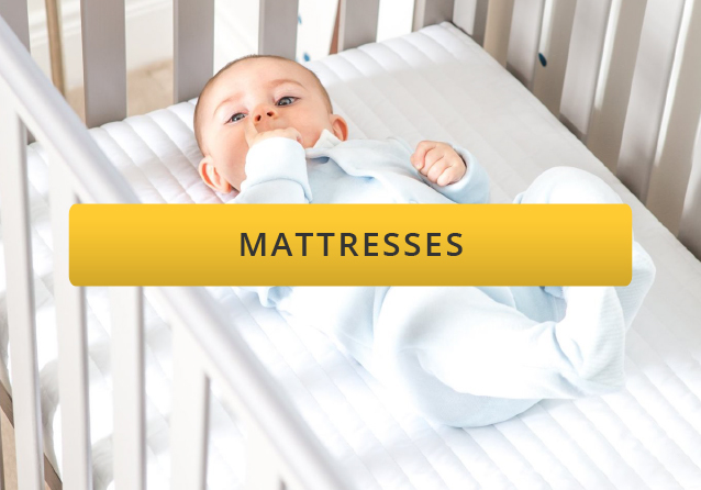 mattresses for cribs and cots