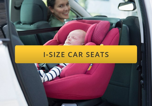Maxi Cosi i-Size Car Seats