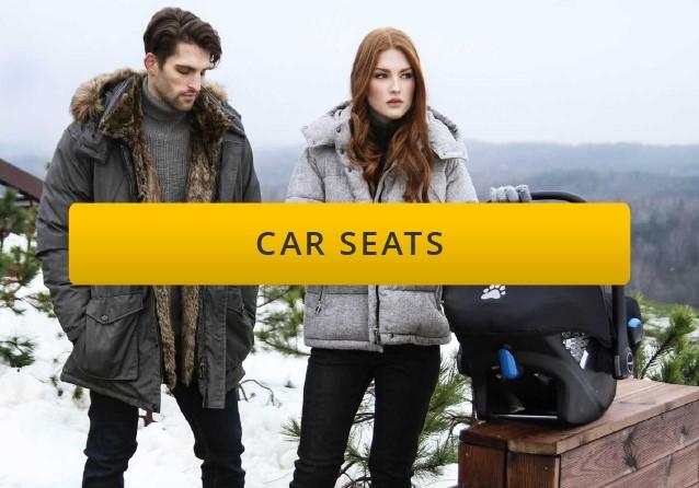 Noordi car seat