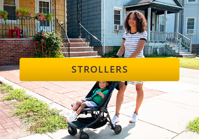light and compact stroller