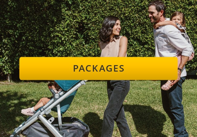 Uppababy packages