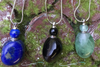 Lapis, Smokey Quartz, or Flourite. Each one has special properties. The package comes with information on the healing properties!