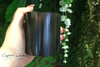 Shungite EMF protector cup. Purifies water.