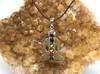 7 Chakras 925 silver necklace