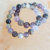 (2) Auralite23 Genuine Beaded Bracelets Protection, Healing, Keeping your Aura cleansed & Soul connection