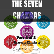 Everything You Need to Know About the Seven Chakras Part 8 of 8 Series - The Crown Chakra