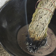 How to Smudge (Clear) Your Home