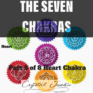 Everything you need to know about the Chakra's  Part 5: The Heart Chakra