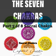 Everything You Need to Know About the Seven Chakras Part 3 of 8 Series: The Sacral Chakra