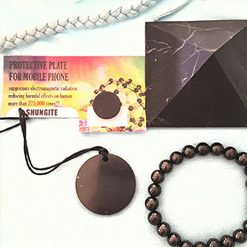 Genuine Shungite Protection Kit