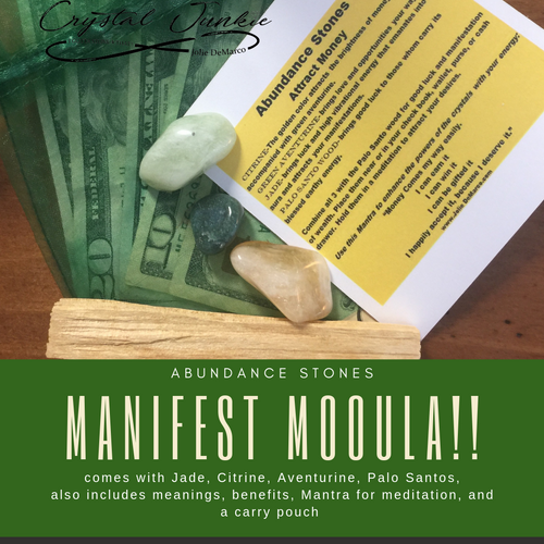 Abundance Attract Money kit