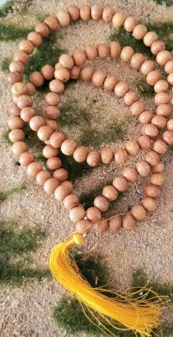 Sandalwood Mala beads -Meditation