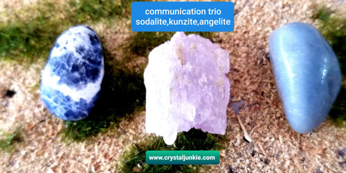 Communication Trio-Connect to Angels & Source