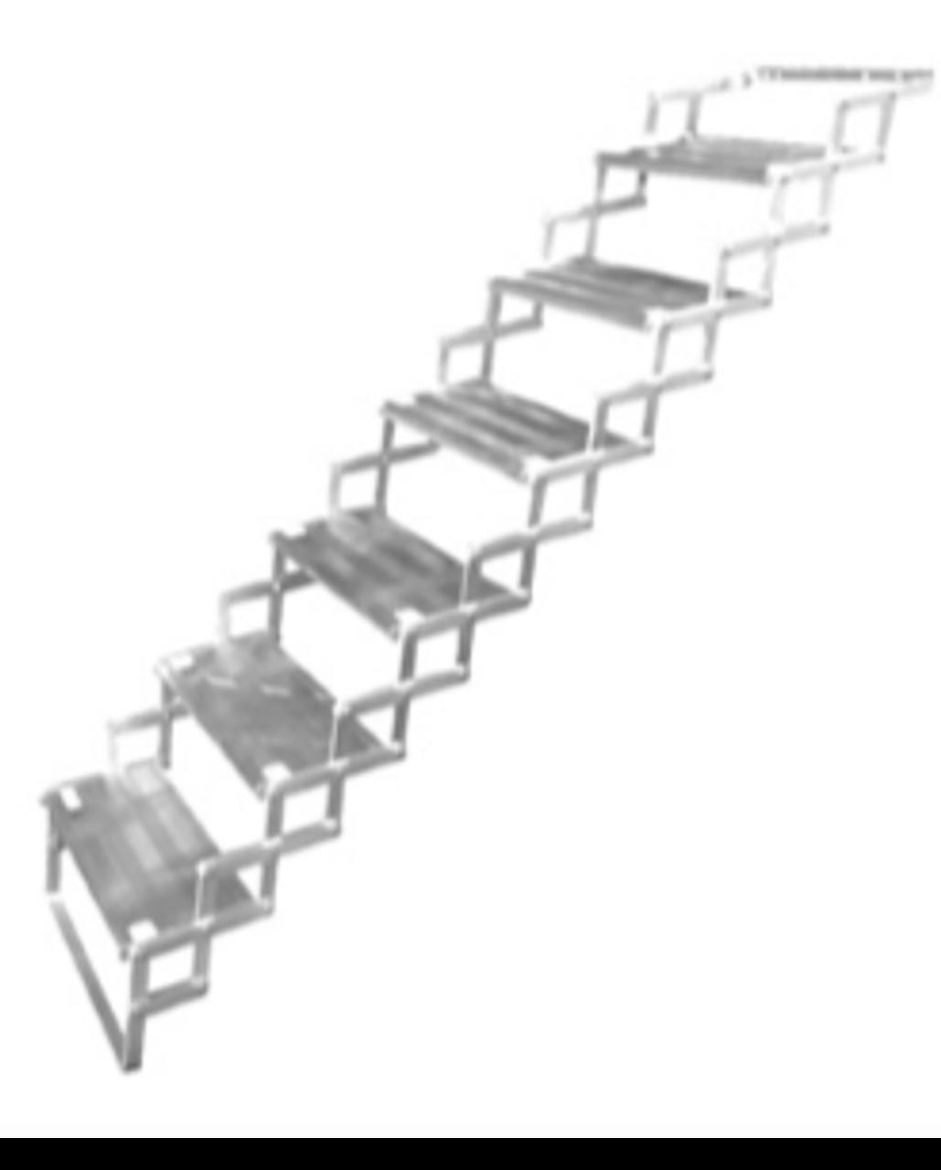 Torklift 6 step folding steps