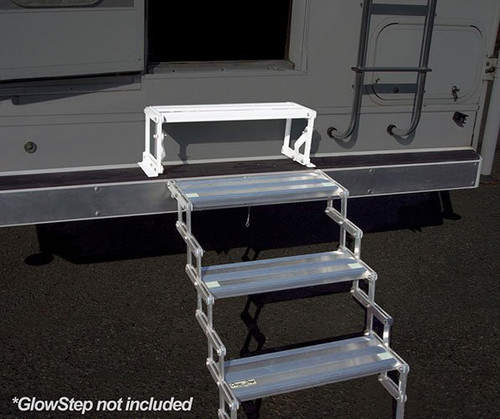 TORKLIFT A7510 Basement Step - Glow Steps For RVs Folds down in seconds