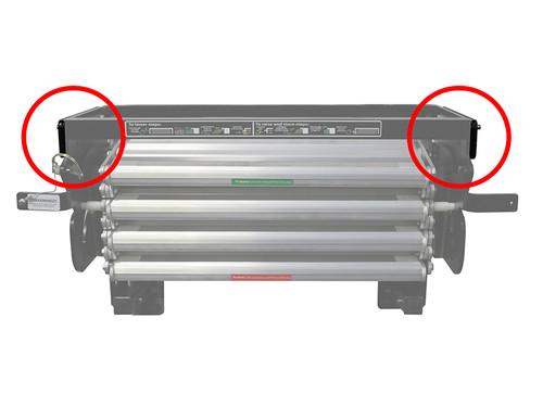 TORKLIFT A8020 GlowStep Revolution Spacer Kit