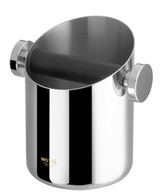 Small Stainless Steel Knockbox by Motta