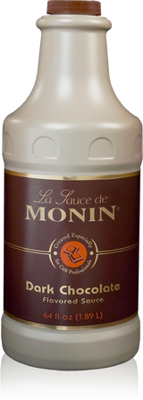 Monin Chocolate Sauce - 64 Ounce