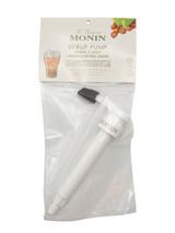 Pump for syrup - 1Liter plastic bottles