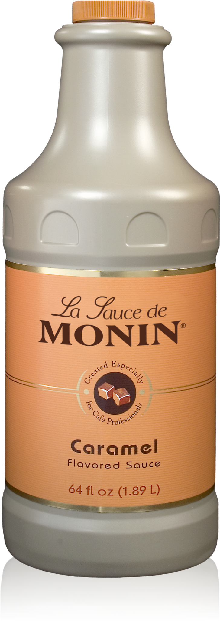 Monin Caramel Sauce 64 Ounce Benfatto Coffee Roasters