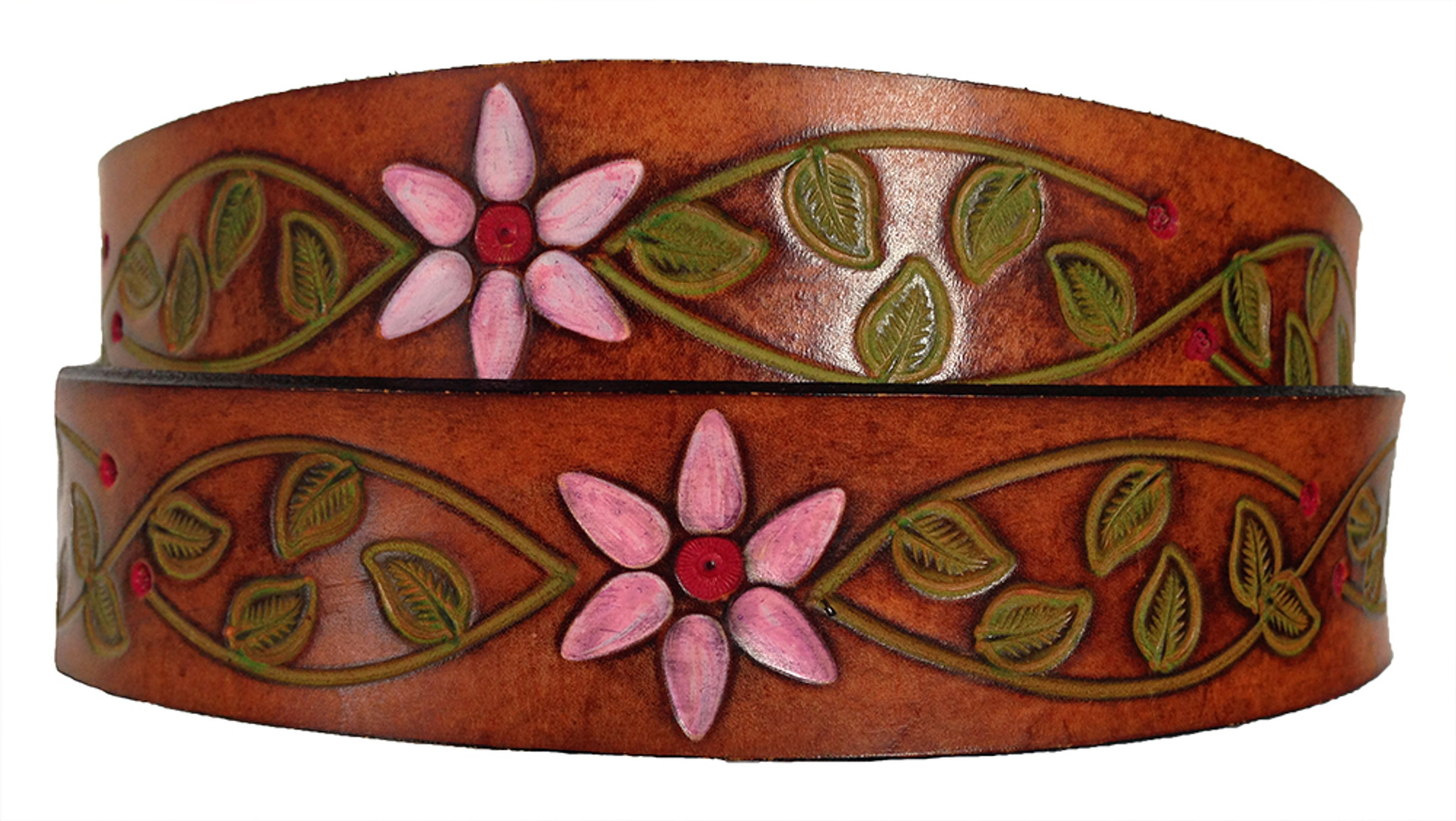 'URBAN COWGIRL' Leather Belt