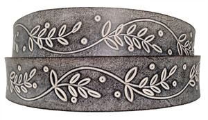 'WILLOW & FIREFLIES' Leather Belt