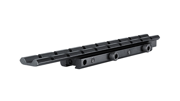 """Hawke Adaptor Base 1 Piece 3/8"""" Rifle to Weaver Extension"""