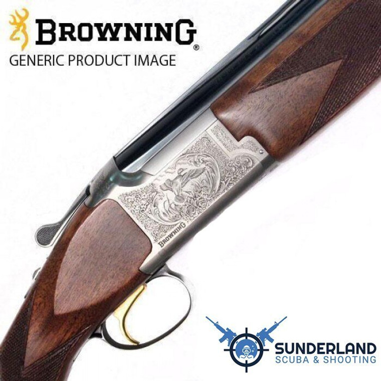 Browning B525 GAME 1 LIGHT L/H INV+ 12G from Sunderland Scuba & Shooting