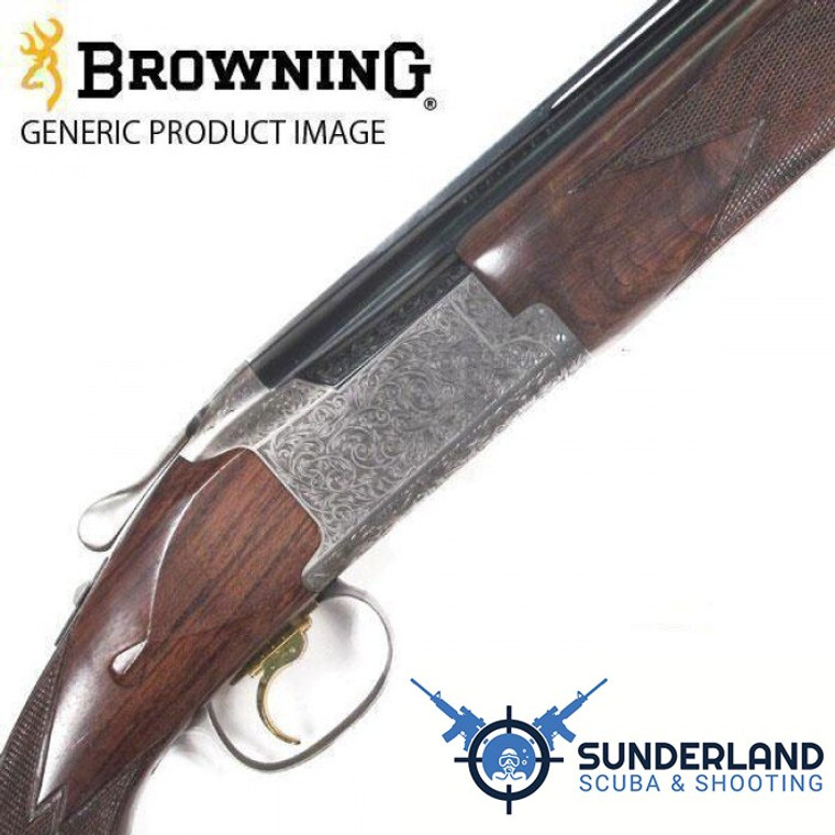 BROWNING B725 GAME G5 L/H INV DS 12G FROM SUNDERLAND SCUBA AND SHOOTING