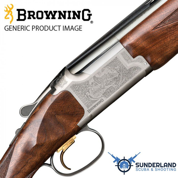 BROWNING B525 SPORTER 1 INV L/H 12/20G FROM SUNDERLAND SCUBA AND SHOOTING