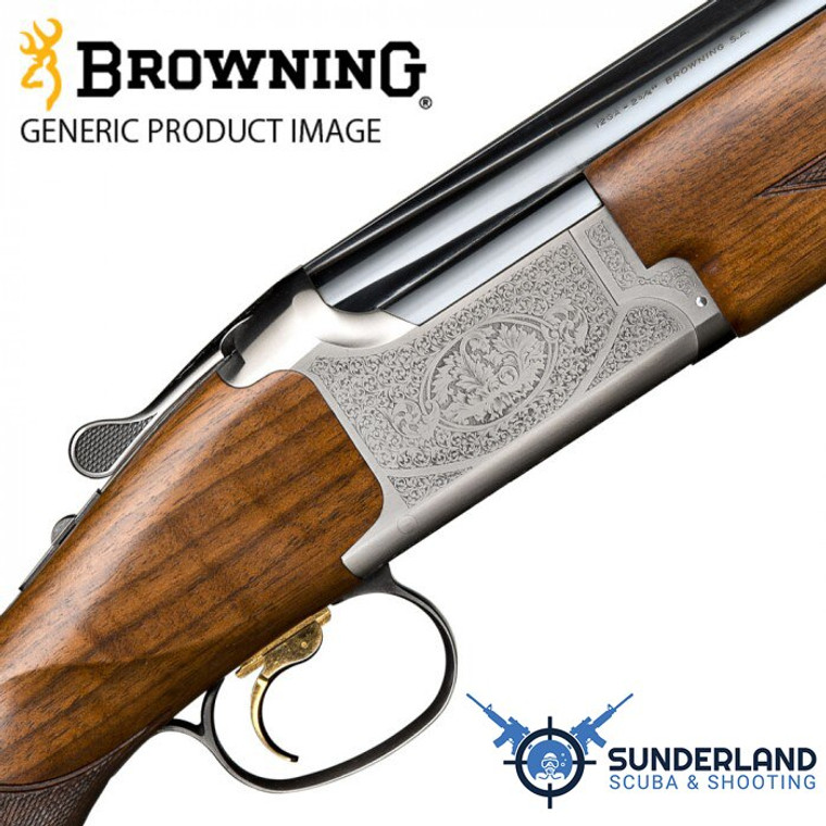 BROWNING B525 TRAP 1 INV+ 12G FROM SUNDERLAND SCUBA AND SHOOTING