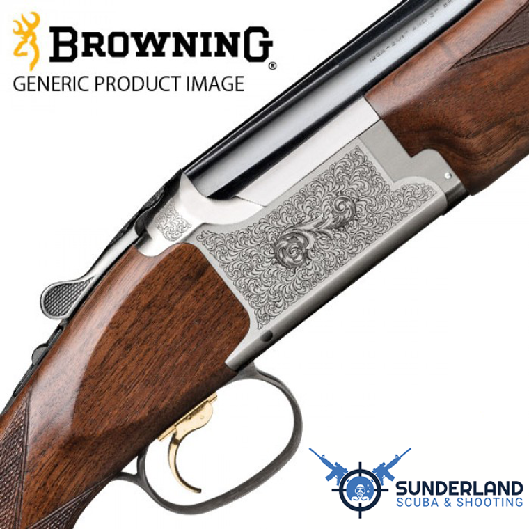 BROWNING B525 LIBERTY LIGHT INV+ 12G FROM SUNDERLAND SCUBA AND SHOOTING