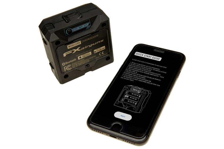 FX MK II Radar Wireless Bluetooth Chronograph
