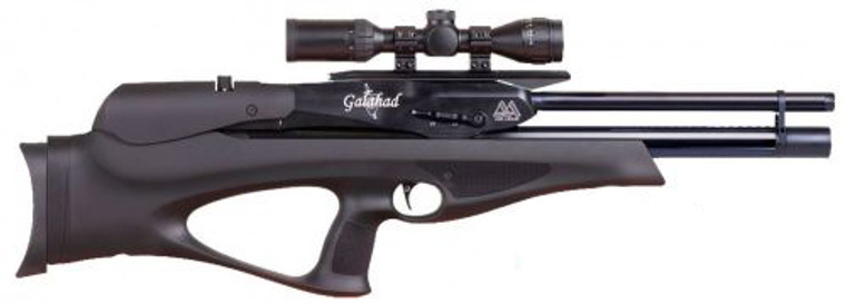 Air Arms Galahad R Soft-Touch Black