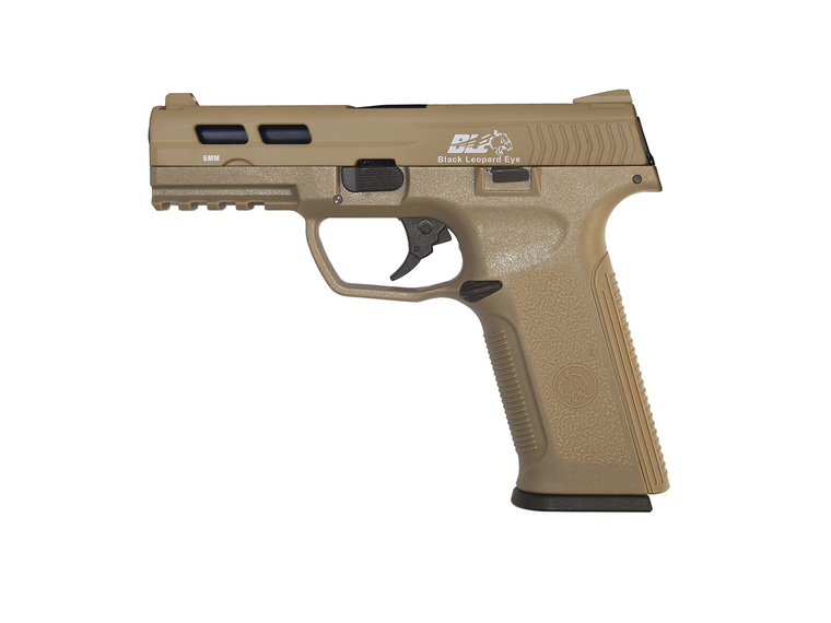 ASG XAE pistol gas blow back