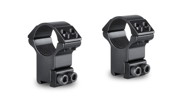"""Hawke Match Mount 1"""" 2 Piece 9-11mm High Special Offer!"""
