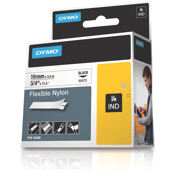 Dymo Rhino Flexible Nylon Tapes