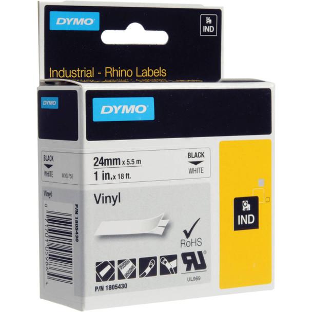 Dymo Rhino Vinyl Tapes