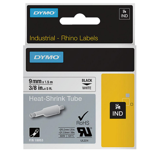 Dymo Rhino Heat Shrink Tapes