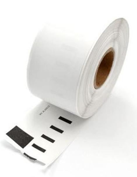 Dymo Compatible 99010 Labels - BULK PACK OF 6 JUMBO ROLLS