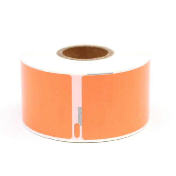 Dymo Orange Compatible 99012 Labels