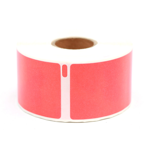 Dymo Red Compatible 99012 Labels