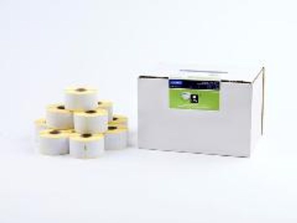 Bulk Buy Dymo LabelWriter 99010 S0722360 Address Labels 89x28mm - 24 Rolls