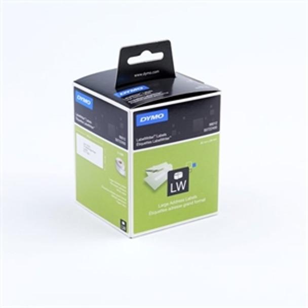Dymo LabelWriter 99012 S0722400 Address Labels 89x36mm