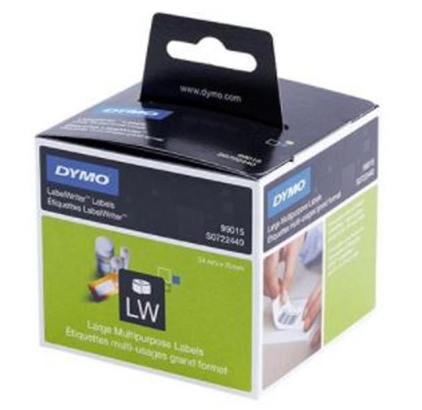 Dymo  LabelWriter 99015  S0722440 Multi Purpose / Disk Lbels 54X70mm