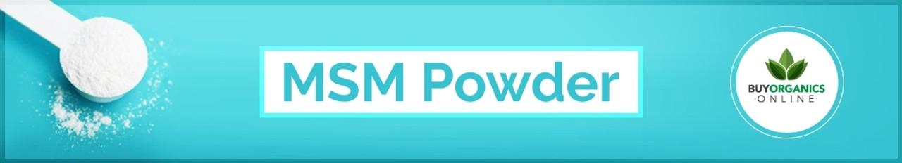 MSM Powder Australia   Buy Organics Online