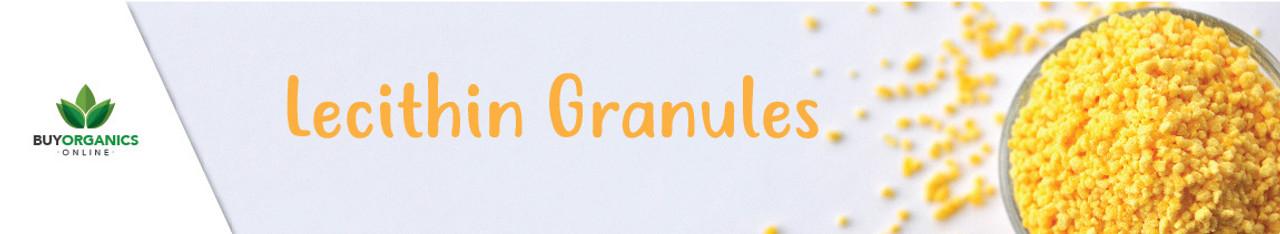 Lecithin Granules