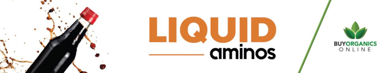 Liquid Aminos  & All Purpose Seasoning